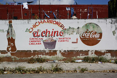 el chino (Restless Eye) Tags: playadelcarmen quintanaroo mexico restaurant cafe cocacola coke sign abandoned