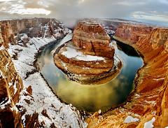 Horseshoe bend, Arizona (Franci Van der vyver (Carmen Tulum)) Tags: horseshoebend arizona coloradoriver nikon240700mmf28