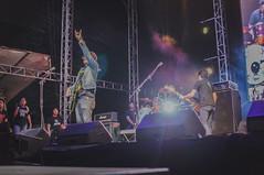 Hilera (Matt Nicolas Trinidad) Tags: philippines opm rakrakan event concert stage laguna represent losbanos lb elbi esp guitars drums bass strings crowd wild excellent maybe drink alcohol beverages plenty stuff going cap new meta stance logo hip hop ibanez prs case hard