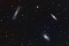 Leo Triplet (Photoniac22) Tags: astronomy deepsky galaxy