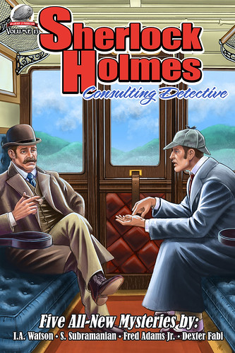 Sherlock Holmes 13 cover