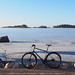 2019 Bike 180: Day 57, March 22 (olmofin) Tags: 2019bike180 finland bicycle polkupyörä sea meri ice jää frozen