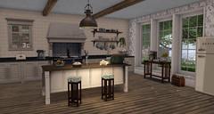 Castor House VIII (billybeaverhausen) Tags: secondlife brookhillliving virtualhomes chezmoi