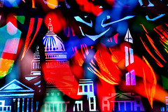 Stained Glass Abstract 3-0 F LR 3-16-19 J221 (sunspotimages) Tags: abstract artistic multipleexposure multiexposure washingtonnationalcathedral cathedral church stainedglass washington washingtondc cathedralstainedglass churchstainedglass