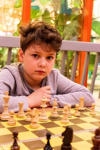 Otwarte Mistrzostwa Żarowa w Szachach-92