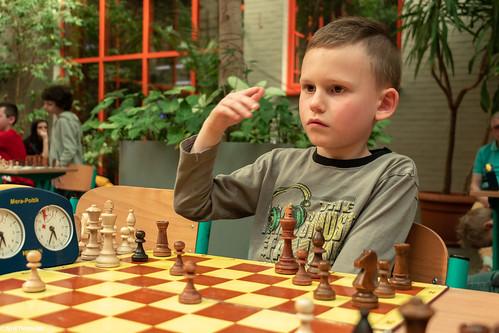 Otwarte Mistrzostwa Żarowa w Szachach-86
