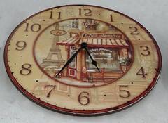 Chez Antoine (J. Trempe 3,890 K hits - Merci-Thanks) Tags: horloge clock temps time hour heure antoine