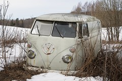 VW T1 (mariburg) Tags: marode alt old sonyalpha7ii sonyfe2470mmf4zaoss auto car vw vwt1