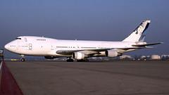 4X-ICM 2005-02-07 AMS (Gert-Jan Vis) Tags: 4xicm boeing b747 b747200f cal cargoairlines schiphol kodachrome 21965