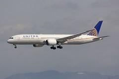 B787 N45956 Los Angeles 22.03.19 (jonf45 - 5 million views -Thank you) Tags: airliner civil aircraft jet plane flight aviation lax los angeles international airport klax united airlines boeing 7879 n45956 b789 789 b787 787 dreamliner