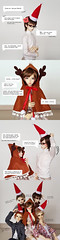 Merry Christmas and a happy new year! (mouldysweets) Tags: bjd balljointed luts doll switch soseo ssdf angelstudio rosettadoll
