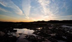 _19A4710-Pano-Edit (stuleeds) Tags: coast kilkebeach kilvebeach leefilter somerset sunrise
