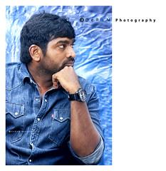 Vijay SethuPathi (DeRaN Photography) Tags: vijaysethupathi actor tamilfilmindustry kollywood celebrity portrait portraitphotographer deran deranphotography