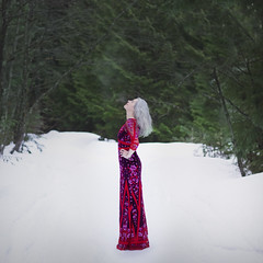 Week 2 (sweethardt) Tags: 52dresses 52weeks 5dmiv canon renttherunway whistler blackcomb canon5dmiv marchesanotte dress dresses fiftytwodresses snow winter photographer photographyproject project52 photoproject project rental self selfportrait weekly