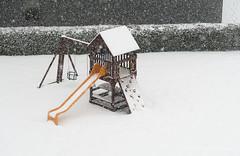 019Jan 08: Winter in Kid Playground (Johan Pipet 2M+ views) Tags: flickr winter zima snow sneh ihrisko playground koprivnica condo dubravka dúbravka bratislava slovakia slovensko eu europe urban outdoor palo bartos bartoš canon g7x