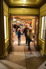 Heading Into A Store On Main Street, U.S.A. (Joe Shlabotnik) Tags: disneylandparis proudparents eurodisney paris april2018 france disney everett 2018 violet disneyland sue afsdxvrzoomnikkor18105mmf3556ged