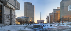 Empire State Plaza (ruifo) Tags: nikon d850 nikkor 50mm f12 ais us usa united states america albany ny new york state capital city urban arquitetura architecture building skyline cidade ciudad urbano downtown monument monumento empire plaza predio prédio buildings predios prédios skyscraper skyscrapers landscape paisagem paisaje winter inverno invierno snow neve nieve weather 191 megapixels