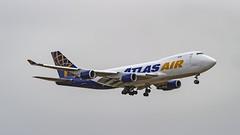 Atlas Air Boeing 747-47UF N493MC (MIDEXJET (Thank you for over 2 million views!)) Tags: milwaukee milwaukeewisconsin generalmitchellinternationalairport milwaukeemitchellinternationalairport kmke mke gmia flymke atlasairboeing74747ufn493mc atlasair boeing74747uf n493mc boeing74747u boeing747400 boeing747400f boeing747 boeing747f boeing 747 747f 747400 747400f 74777u 74747uf