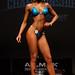 Bikini Novice 1st #42 Leah Hall