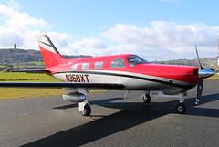 N350XT (GH@BHD) Tags: n350xt piper pa46 malibu m350 malibum350 piston newtownardsairfield newtownards ulsterflyingclub aircraft aviation