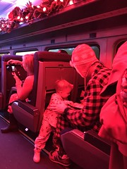 "Dani with Adam on the Polar Express • <a style=""font-size:0.8em;"" href=""http://www.flickr.com/photos/109120354@N07/32567742688/"" target=""_blank"">View on Flickr</a>"