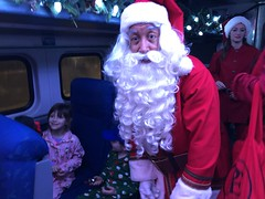 "Santa on the Polar Express • <a style=""font-size:0.8em;"" href=""http://www.flickr.com/photos/109120354@N07/32568032348/"" target=""_blank"">View on Flickr</a>"