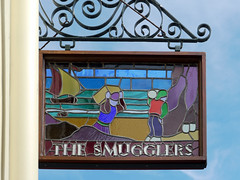 Looe, Cornwall (cherington) Tags: thesmugglers looe cornwall england unitedkingdom pictorialsigns pubsigns traditionalpubsigns englishpubsigns socialhistory innsigns