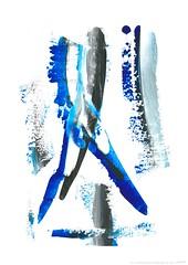 EKA33 M20 2018 Aleksandr Osvald August von Turro-Lebardov 25.09.2018 2018-55 (aleksandroavtl) Tags: eka33 m20 estonia estonian estonians national colours contemporary contemporaryart colors country painting pattern proud black blue blackandwhite white art abstract artwork acrylic acrylicpainting acrylics abstractart abstractpainting abstractionism nation state visualart аъ