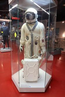 Soyuz 5 EVA suit