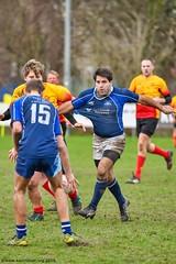 K1D10871 Amstelveen ARC2 v Rams RFC (KevinScott.Org) Tags: kevinscottorg kevinscott rugby rc rfc amstelveenarc ramsrfc apeldoorn 2019