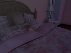 Meme's bed (daisypea) Tags: flickr spam art daisy crowley secondlife second life sl roleplay toddler child kid children tot td bebe bad seed toddleedoo colour color draw paint crayon photo photography picture rp cute sweet adorable baby little girl daughter sister family look day lotd landscape school create creativity creative meme bedtime nini night dreams