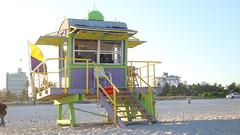 MIAMI BEACH (Lily Fr) Tags: miamibeach florida unitedstates americas beachhut