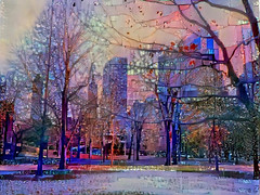 Fairytale of New York (Eclectic Jack) Tags: sliderssunday sunday sliders a songtitle tribute new york city newyorkcity newyork song title post processing process processed slider colorful series ddg deep dream generator deepdream deepdreamgenerator