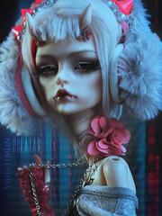 ¯\_(ツ)_/¯ (Violetemon) Tags: abjd bjd bjddoll balljointeddoll dollzone dollzonefreddy
