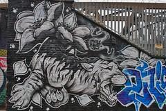 London Street Art 2019/034 (gary8345) Tags: greatbritain graffiti urbanart london britain 2019 art england eastlondon artistic unitedkingdom londonist shoreditch snapseed streetart uk