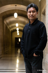 Portrait session 20190217 (Moe Asrar Canada) Tags: headshot portrait moeasrar alfaphotography winnipeg manitoba manitobalegislativebuilding legislature model