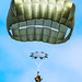 Zoom On A Paratrooper in Arctic Thunder 2018