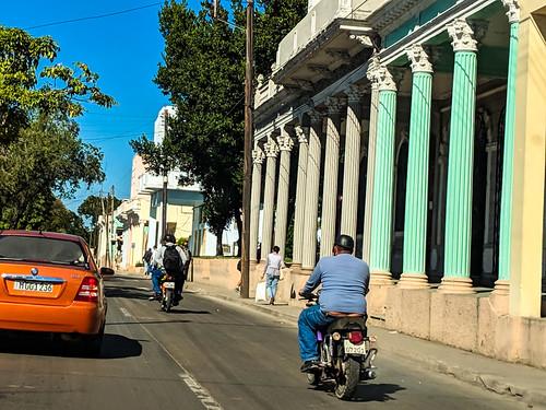 Cienfuegos city - The Pearl of the South - The Prado Promenade