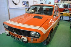 Renault 12 Gordini (benoits15) Tags: renault 12 gordini french car orange nimes auto retro