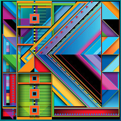 Z.113.mark.mckie (Marks Meadow) Tags: abstract abstractart geometric geometricart design abstractdesign neogeo color pattern illustrator vector vectorart hardedge vectordesign interior architecture architectural blackwhite surreal space perspective colour asymmetry structure postmodern element cubism technology technical diagram composition aesthetic constructivism destijl neoplasticism decorative decoration layout contemporary symmetrical mckie isometric