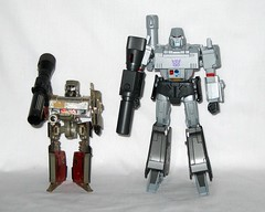 megatron transformers g1 series 1 1984 hasbro and masterpiece mp 36 takara tomy 2017 a (tjparkside) Tags: megatron transformers g1 series 1 1984 hasbro masterpiece mp 36 takara tomy 2017 transformer 2018 tf tak decepticon decepticons cartoon movie collector collectors card alternate face faces blaster pistol destron leader energy mace chain laser dagger sword key vector sigma faceplate smile crying damage damaged scope stock silencer walther p38 p 38 normal chest headgear nuclear charged fusion cannon