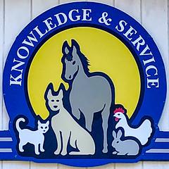 Knowledge & Service (Timothy Valentine) Tags: squaredcircle 0319 large hansongrain sign 2019 hanson massachusetts unitedstatesofamerica us