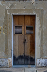 Courtyard door Ft San Cristobal (Light Orchard) Tags: caribbean sanjuan puertorico fort travel vacation trip holiday excursion cruise oceania riviera ©2019lightorchard bruceschneider