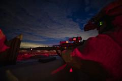 190113-Z-NI803-0520 (New Jersey National Guard) Tags: usa usarmy army armynationalguard nationalguard newjerseynationalguard jbmdl jointbasemcguiredixlakehurst 1102ndcavalryregiment cav cavscout recon range nightfire soldier soldiers m4 rifle gun weapon qualification training nj