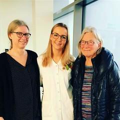 Three generations (Jaedde & Sis) Tags: signe nurse lene mor glasses three generations niece