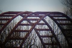 Jefferson Barracks Bridge - St. Louis, MO_P1160684 (Wampa-One) Tags: bridge jbbridge jeffersonbarracksbridge mississippiriver missouri illinois arches tiedarchbridge archbridge