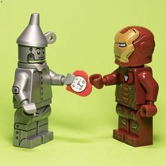 Here Tony have my Heart (Jezbags) Tags: tony stark tinman wizardofoz heart lego legos toy toys marvel marvelstudios legomarvel legomovie2 canon 80d 100mm macro macrophotography macrodreams macrolego