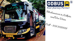 Book your bus ticket online Bhubaneswer to Kolkata (odbusonline) Tags: travel odbus newbus kolkata busservice reservation