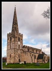 South West View (veggiesosage) Tags: stmaryschurch eastleake church historicchurch nottinghamshire normanchurch gx20 grade1listed aficionados tamronaf1750mmf28xrdiiild