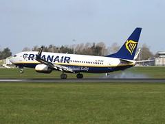 Ryanair Sun                                             Boeing 737                                  SP-RSR (Flame1958) Tags: ryanairsun ryanair buzz ryanairbuzz buzzryanair boeing737 boeing b737 737 b7378as sprsr eigdb dub eidw dublinairport 090319 0319 2019 0492